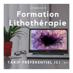 tarif formation lithotherapie